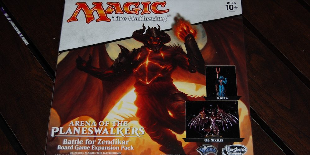 Build Your 'Magic: the Gathering, Arena of the ... Planeswalker Arena Expansion