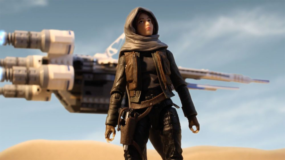 'Rogue One: A Star Wars Story' Toys Revealed