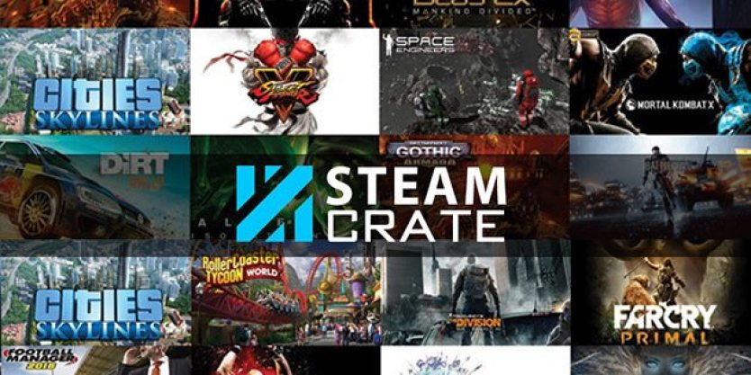 Steamcrate Subscriptions