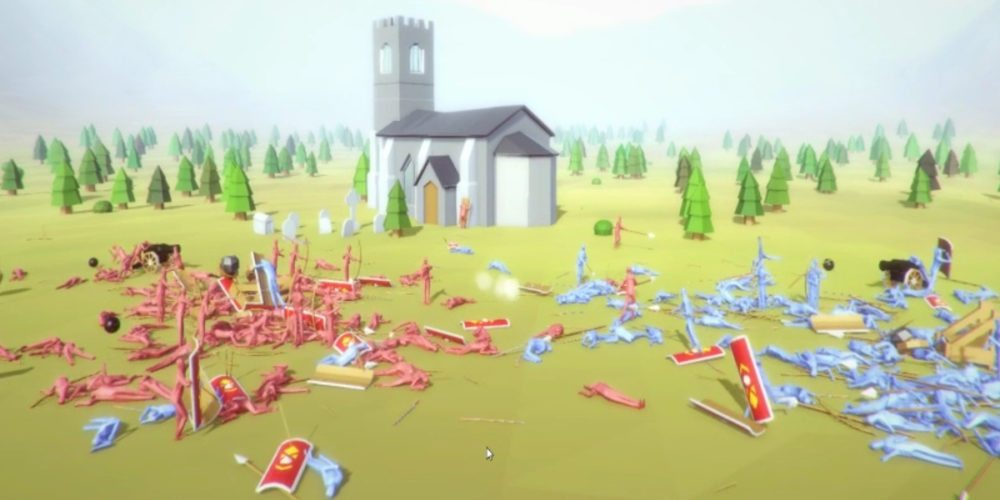 Just How Accurate Is 'Totally Accurate Battle Simulator'