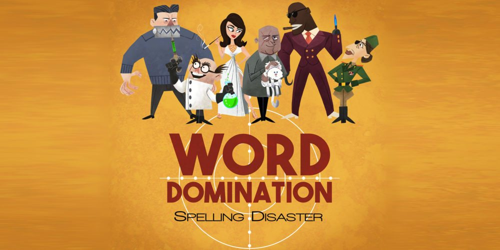 Kickstarter Alert: 'Word Domination' … Spelling Disaster