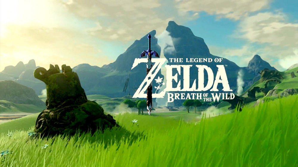 SDCC 'The Legend of Zelda: Breath of the Wild'