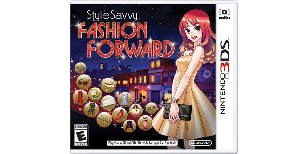 fashion forward box art
