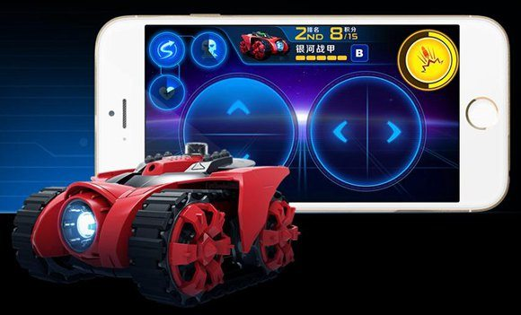 Galaxy Zega App and Control