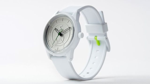 13 Geeky Watches: Smile Solar