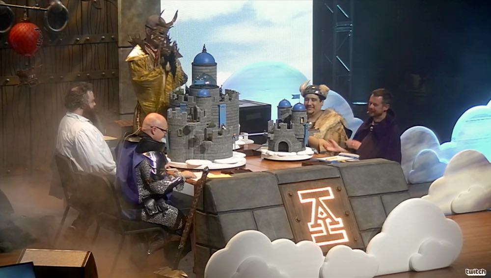 Acquisitions Incorporated PAX West 2016