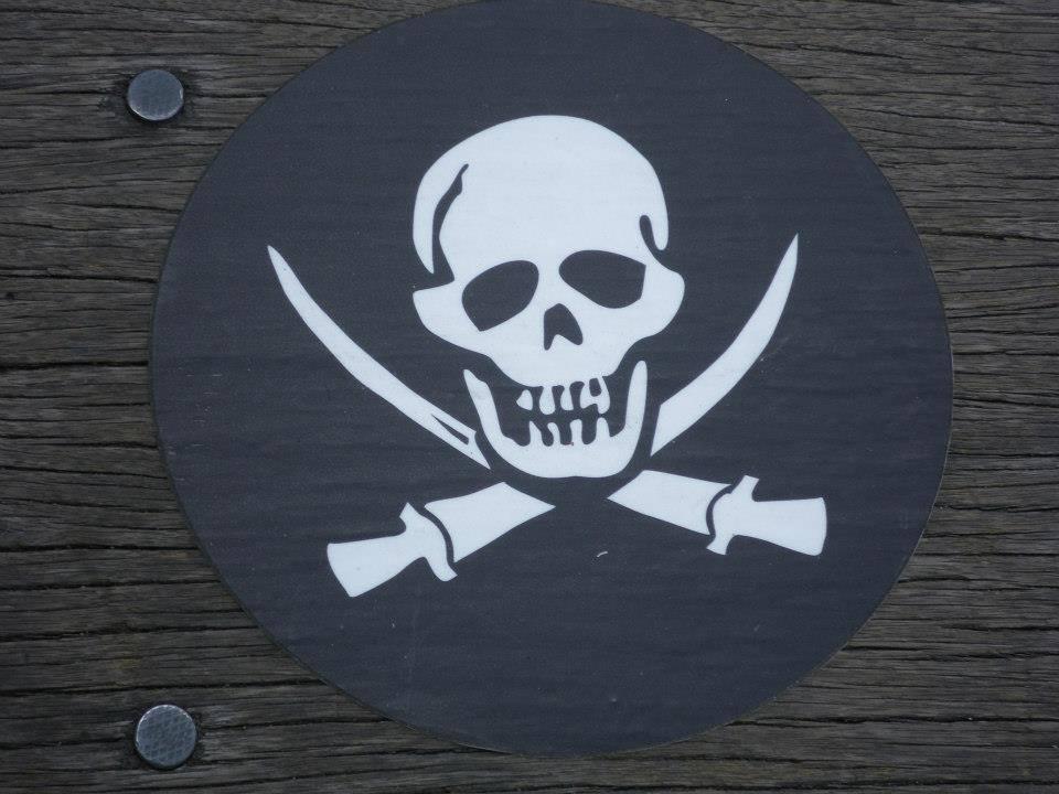 Talk Like A Pirate Sign