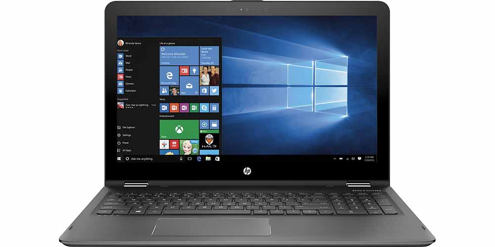 The Best of Both Worlds – HP Envy x360 2-in-1