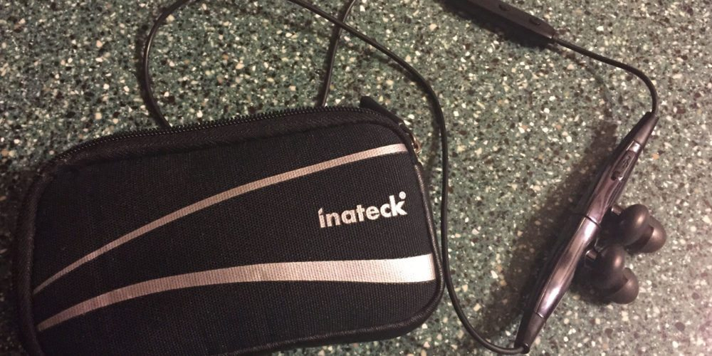 Inateck Bluetooth Headphones Cover