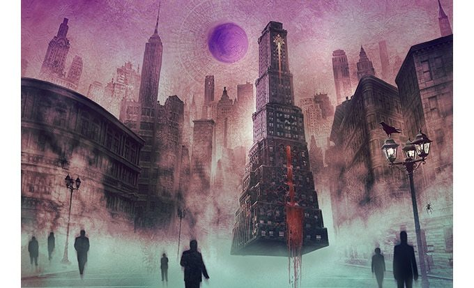 Image for 'Invisible Sun' Kickstarter.