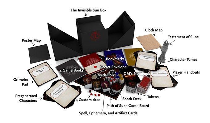 Black Cube Contents