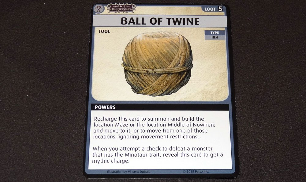 PACG Ball of Twine