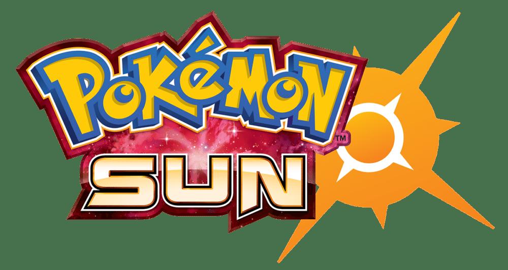 pokemon sun logo
