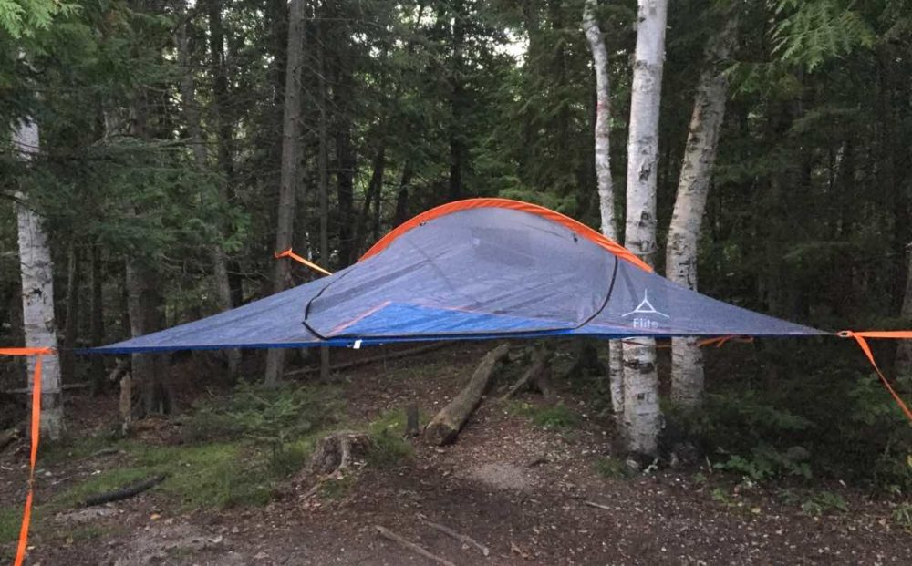 Tentsile Flite Tree Tent: Camping in the Trees