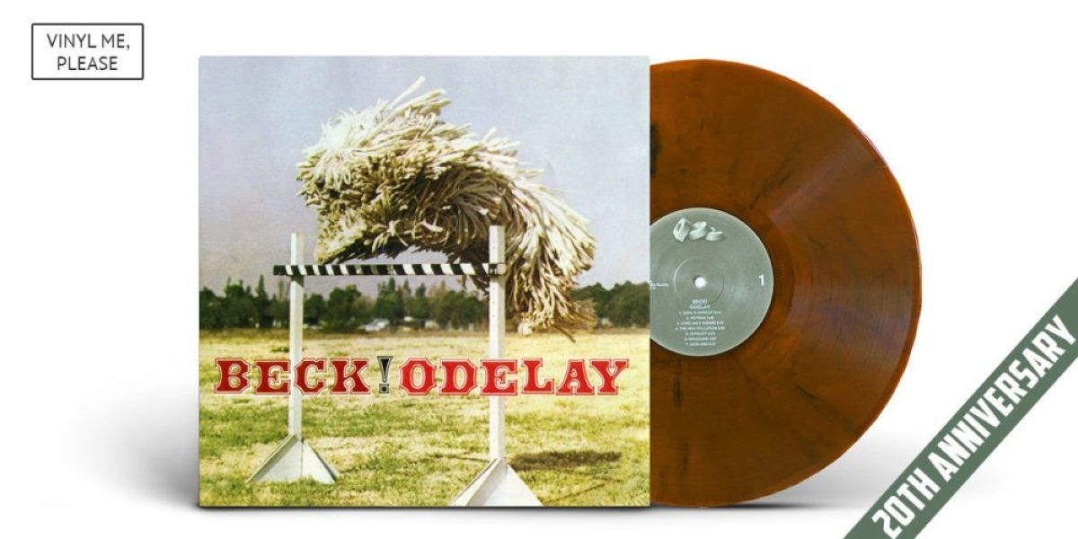 Beck S Historic Album Odelay Earns A 20th Anniversary