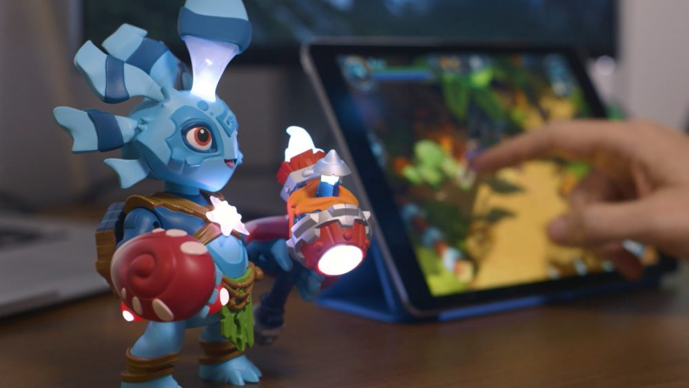 Former 'Runescape' Devs and Toy Maker 'Tomy' Create 'Lightseekers'