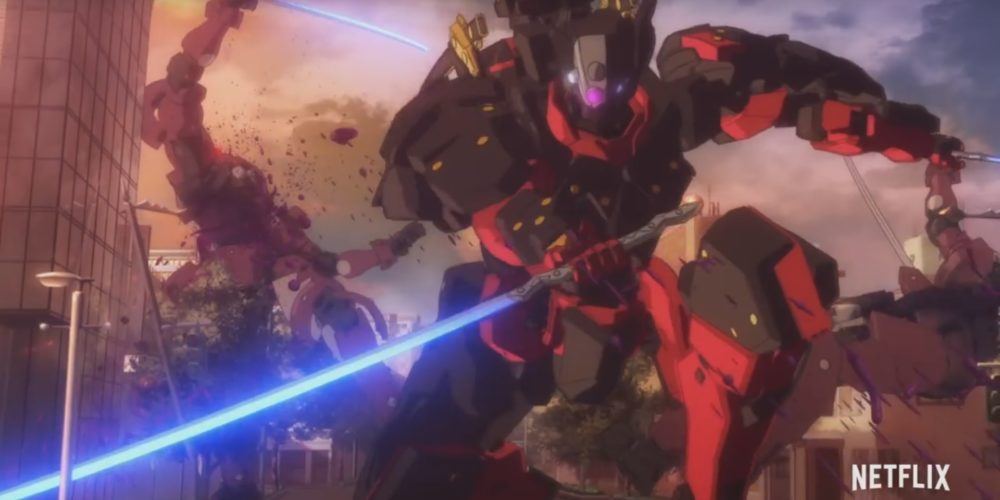 'Kuromukuro' – A Mecha Anime With a Little Bit of Everything