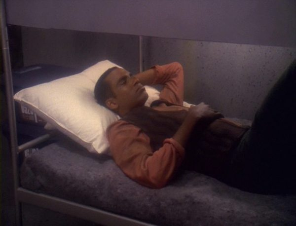 screen cap from DS9: Nor the Battle to the Strong