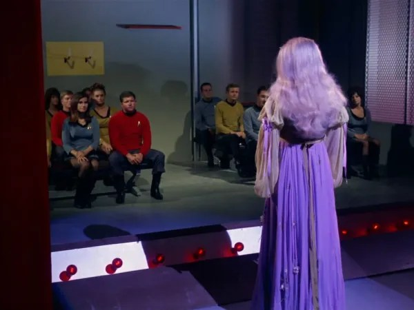 screepcap of Star Trek: The Conscience of the King