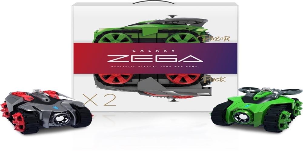 Galaxy ZEGA Virtual Tank War Game