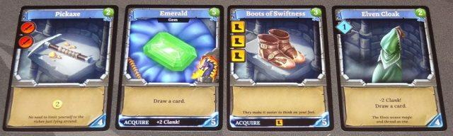 Clank! cards
