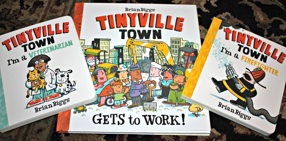 Delight Preschoolers With 'Tinyville Town'