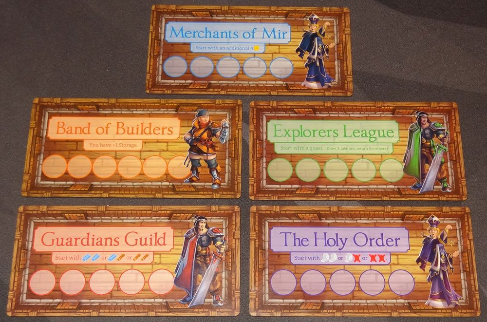 Guild Masters