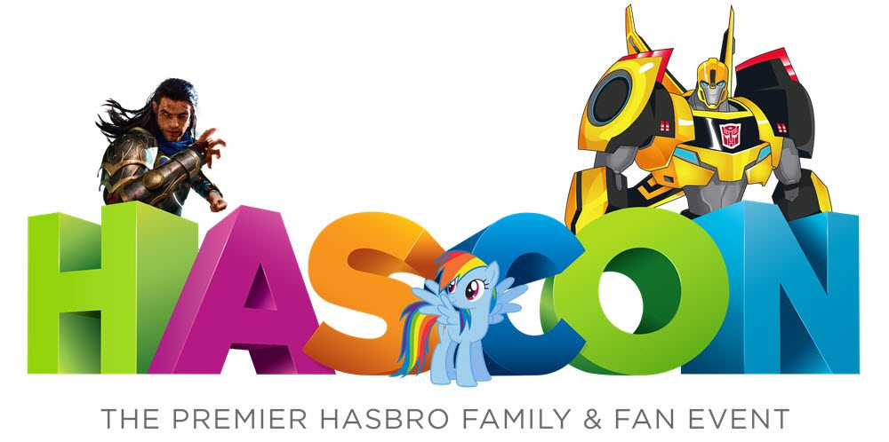 Hascon Brings All Your Favorite Toys Under One Roof   GeekDad
