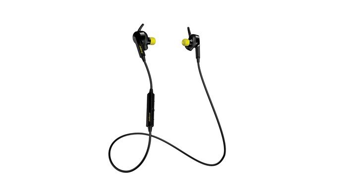 Small and light, but the fit is tight. Source: Jabra.
