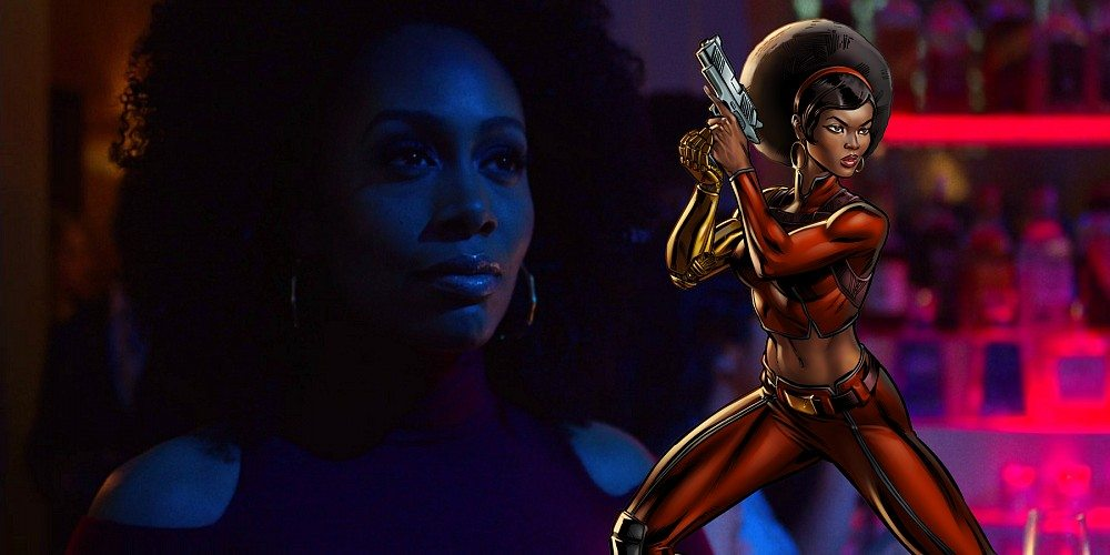 Get to Know a Hero: Misty Knight