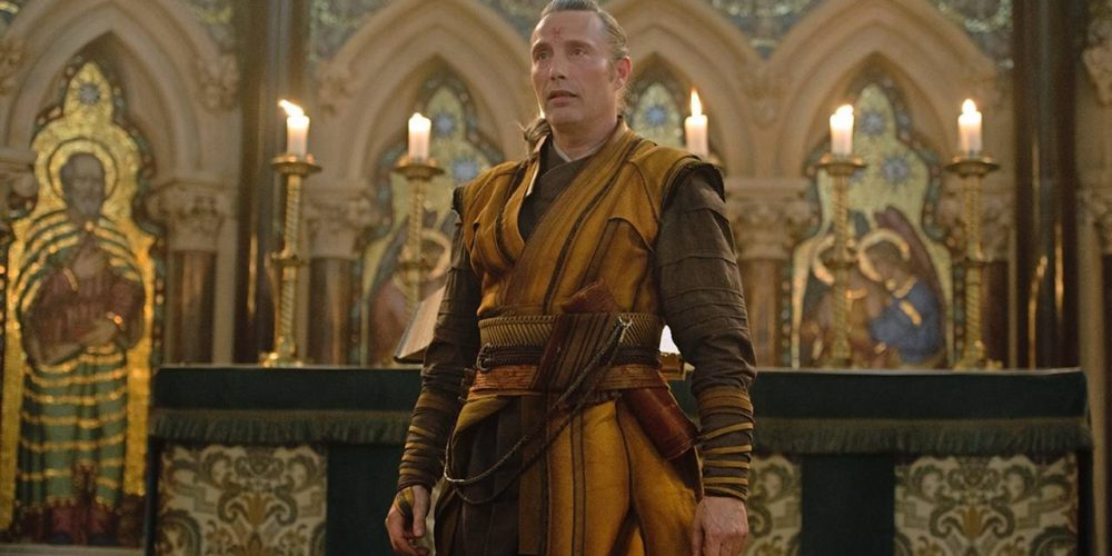 Get to Know a Villain: Kaecilius