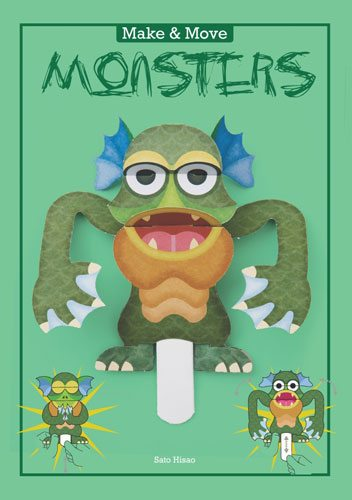Make & Move Monsters
