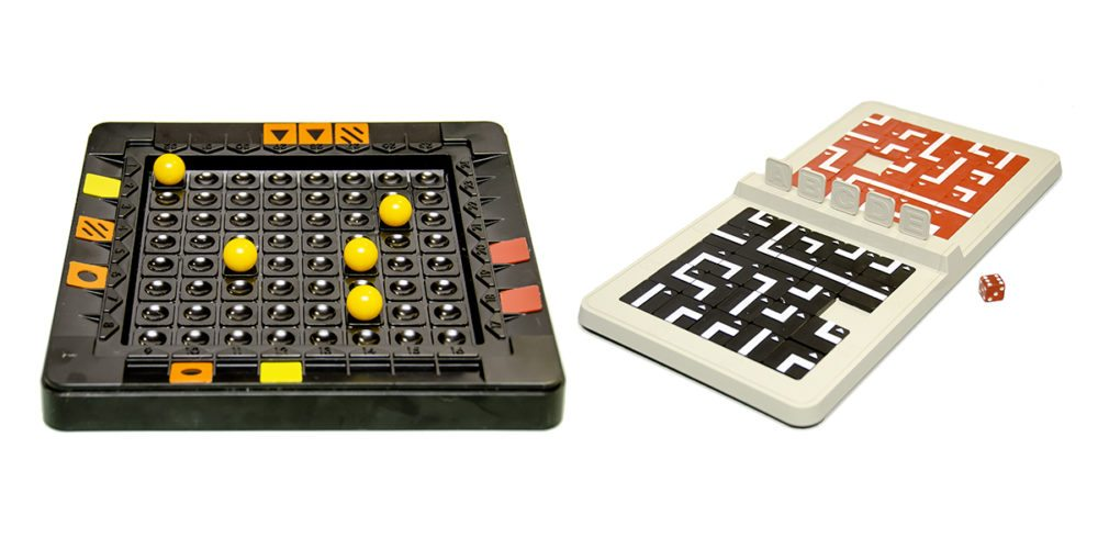 Missing Pieces: Squaring Off With Two Head-To-Head Retro Tabletop Games