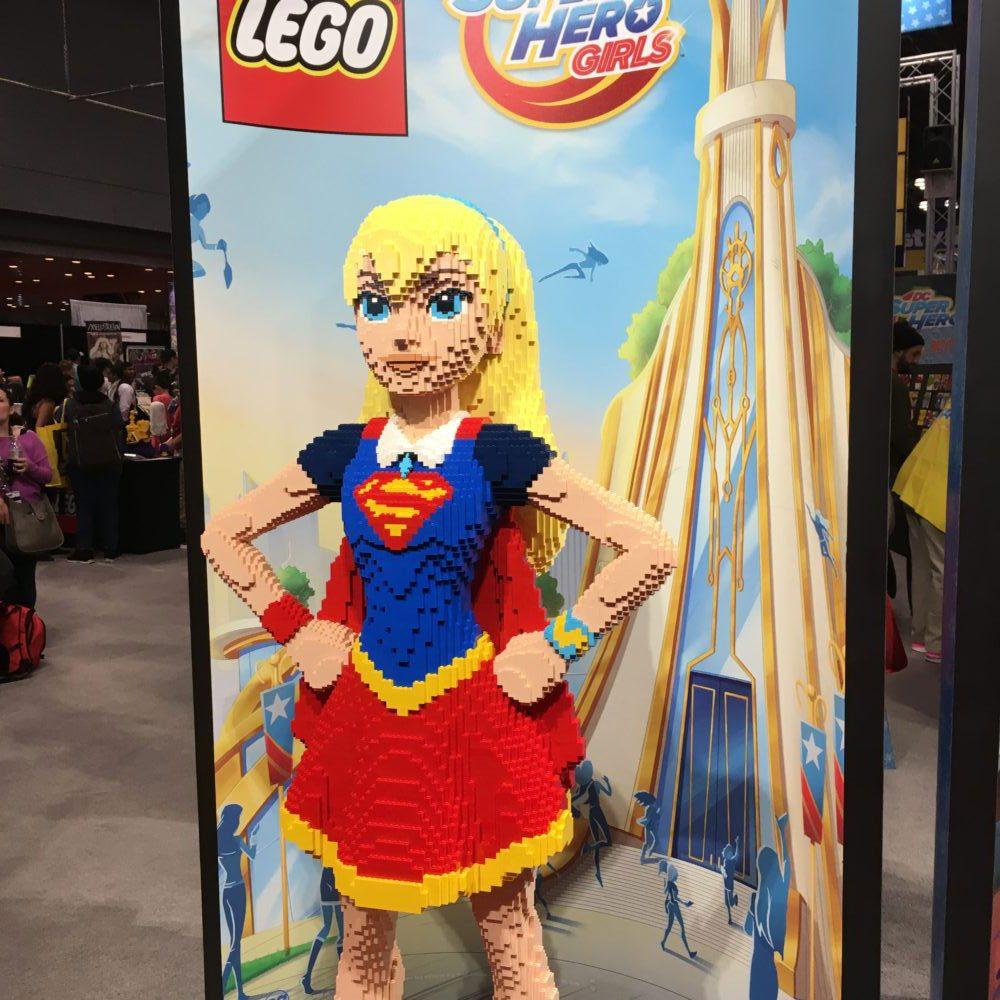 Supergirl Lego