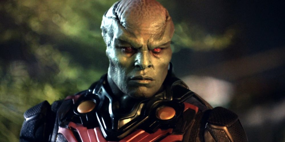 Get to Know a Hero: Martian Manhunter
