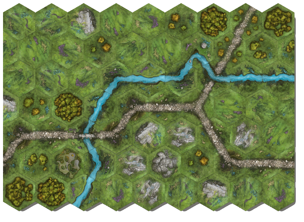 Check out the lay of the land with terra tiles geekdad