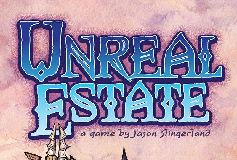 Unreal Estate logo