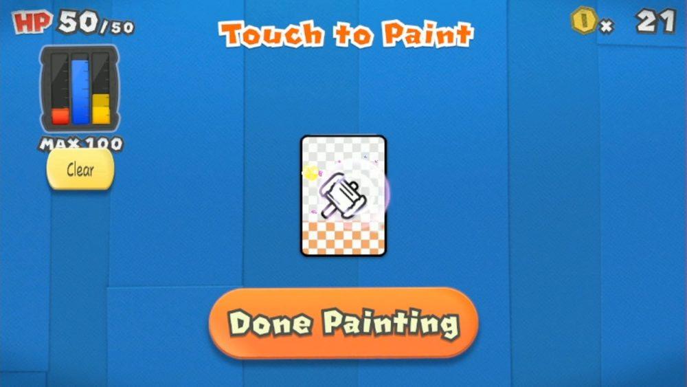 Color Splash Battle Cards