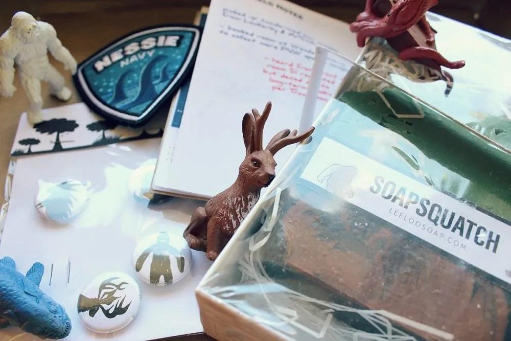 wonderful objects legend hunter box