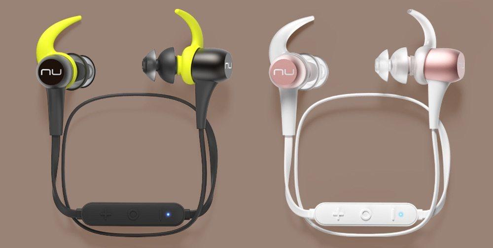 NuForce BE Sport3 wireless sports ear buds