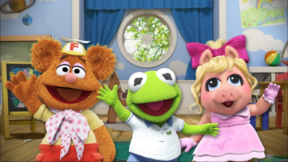 Disney to Make Our Dreams Come True With New 'Muppet Babies' Series