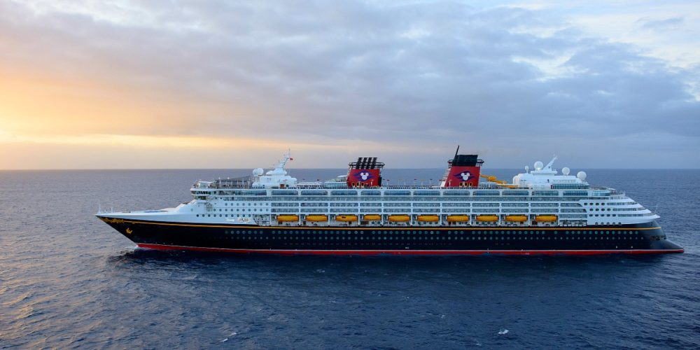 Disney Cruise Line Presents Disney Wonder 2.0