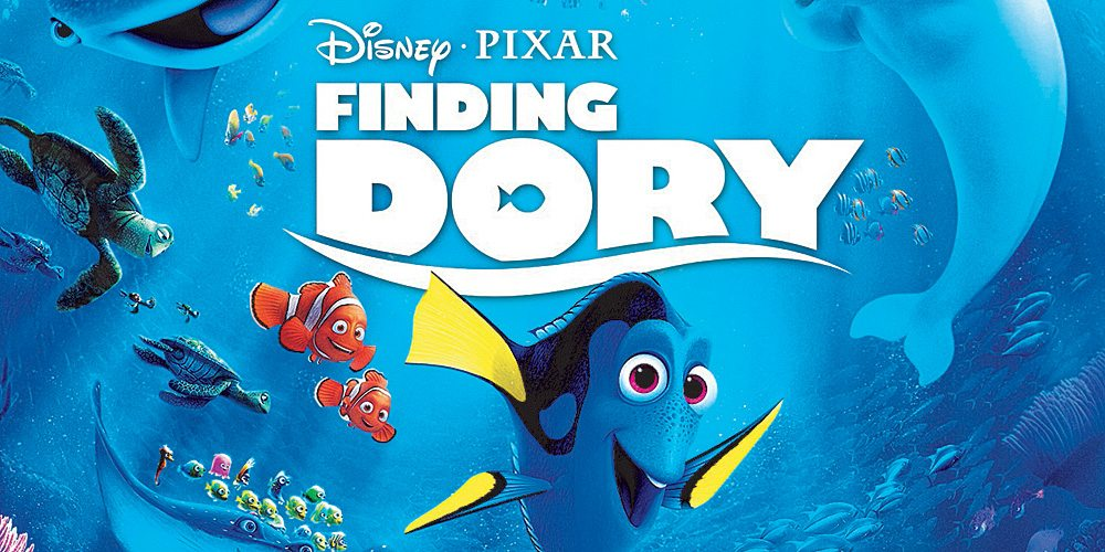 'Finding Dory' Is Now Available (Plus Easter Eggs)
