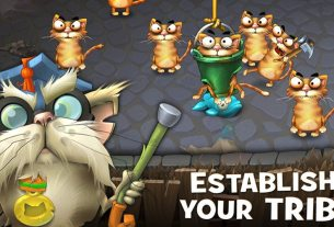 Cats Empire Strategy Game