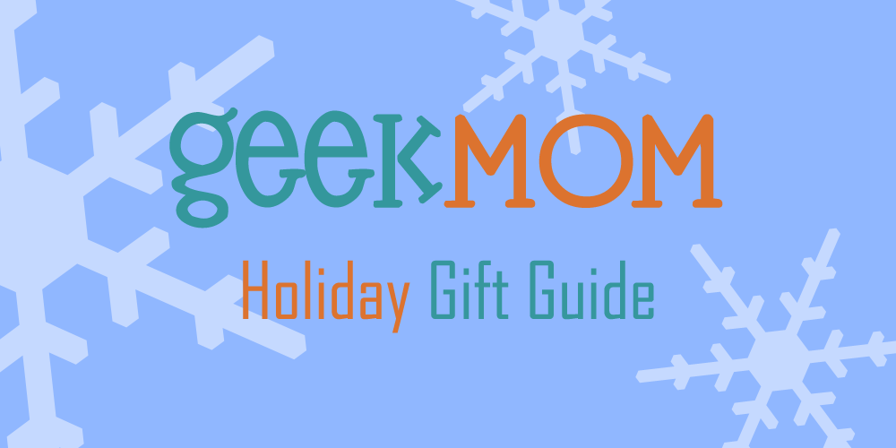 GeekMom Holiday Gift Guide 2017 #4: Books