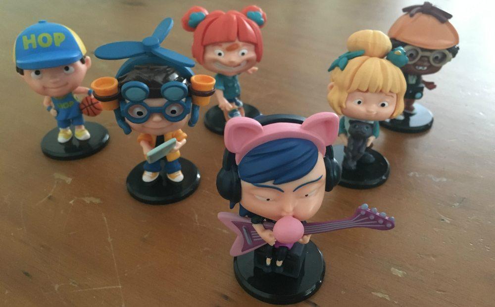 HOP! Characters