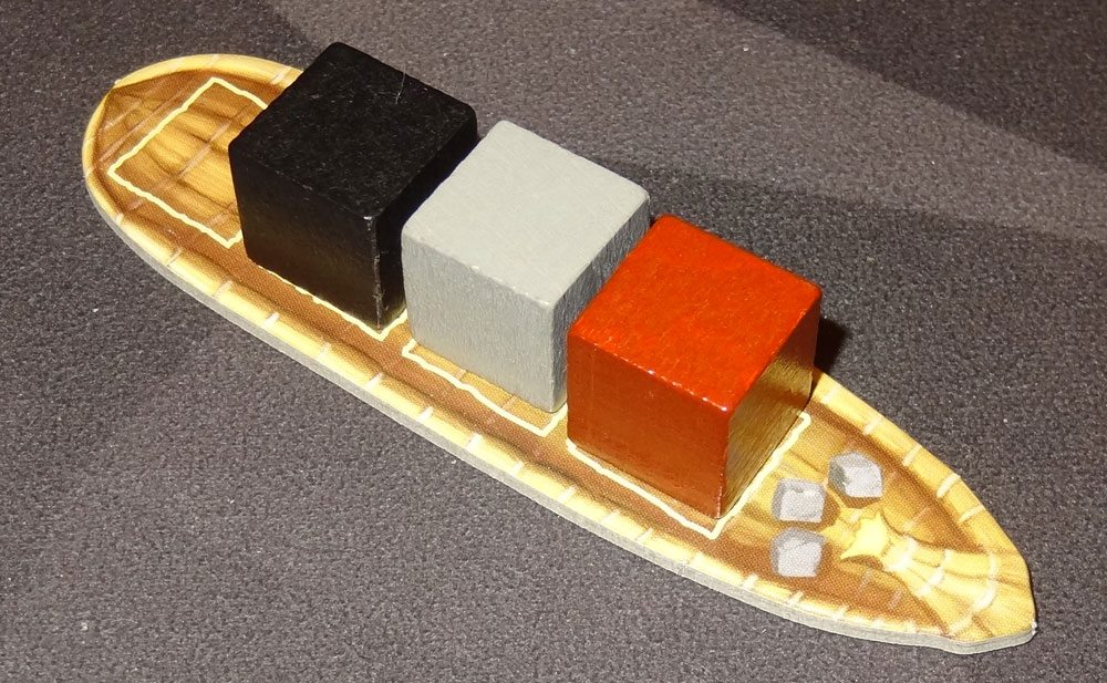 Imhotep ship