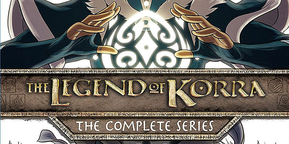'The Legend of Korra' Giveaway