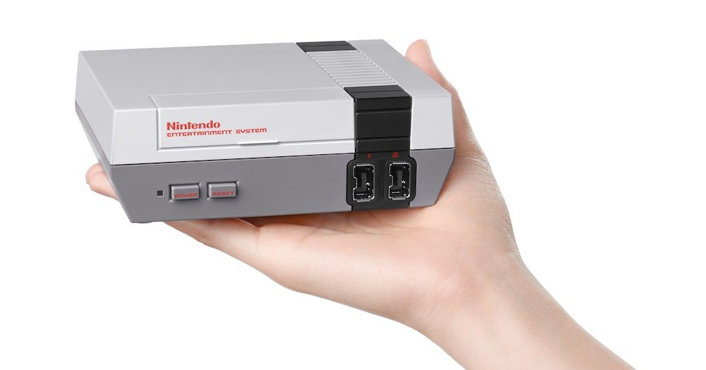 Your Guide to Buying the Kids a NES Classic Edition for the Holidays