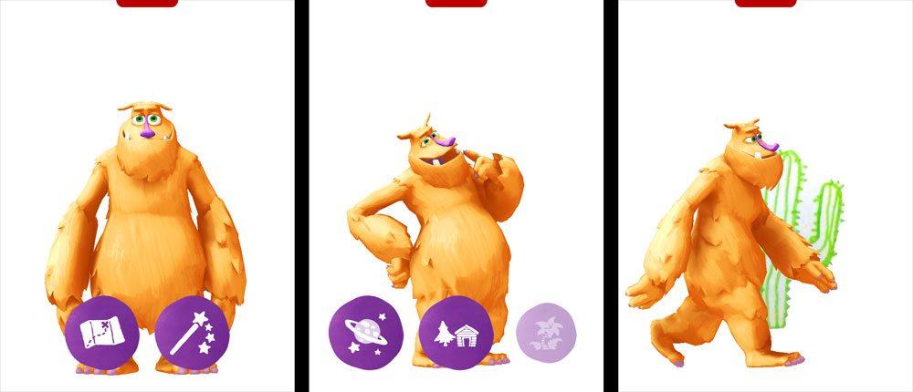 Osmo Monster screenshots